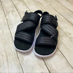 NWT WOMENS ADIDAS 90s SANDALS